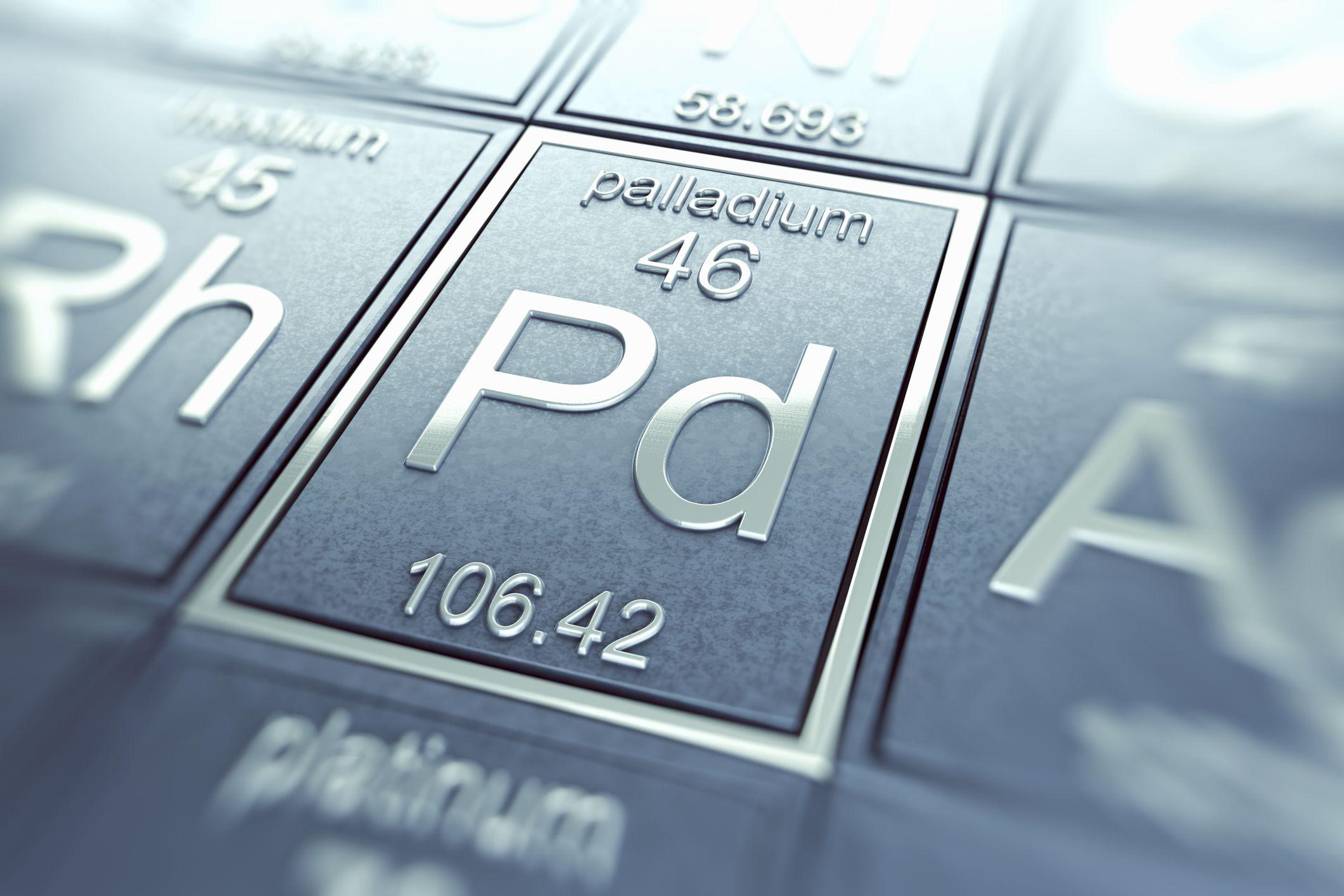 از کاربردهای فلز گرانبهای پالادیوم چه می دانید؟ | نشریه علمی جهان شیمی فیزیک